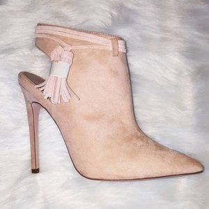 Asos Eugenie Pointed Ankle Boot